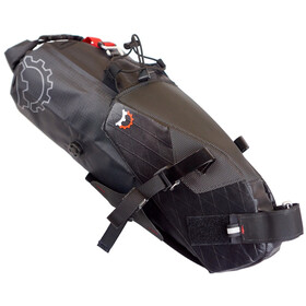 Revelate Designs Terrapin Saddle Bag 8l incl. Waterproof Packsack black